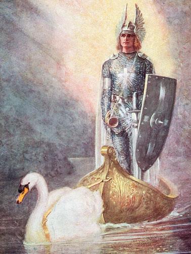 knight swan