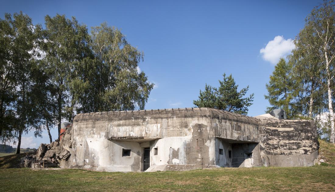 Fortyfikacje w Kraliky