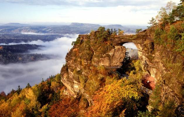 Park Narodowy Czeska Szwajcaria