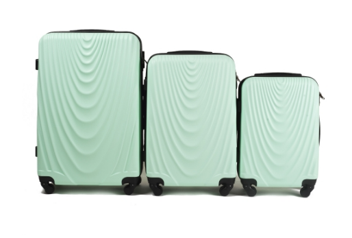 3 walizki