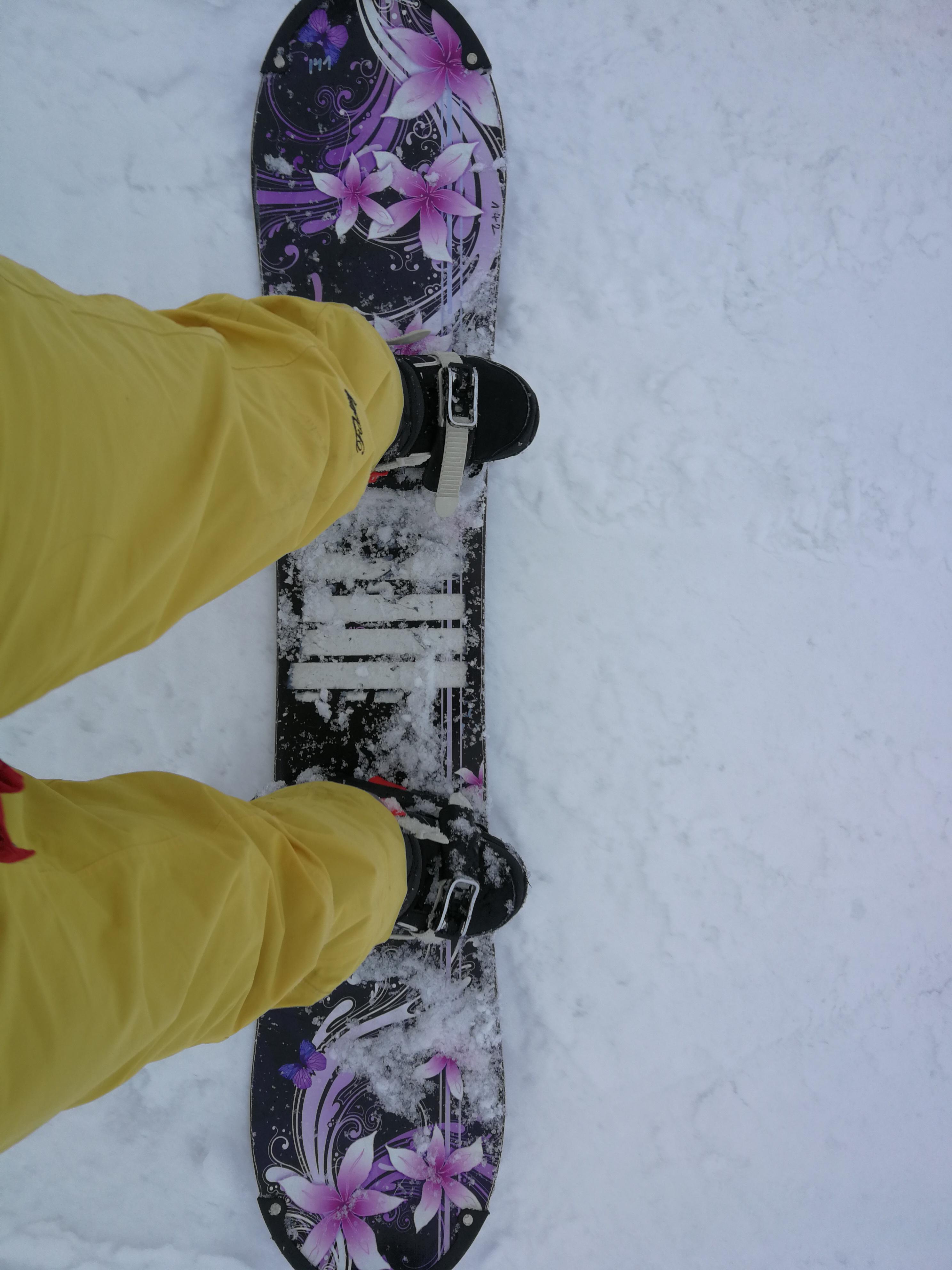 snoboard